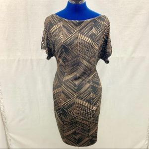 Banana Republic Aztec Dress Size M